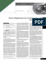 Contrataciones Con El Estado.actual. Empresarial