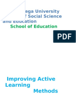 Active Learning New