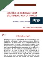 Control de Perdidas Fuera Del Trabajo y en La Familia 41866