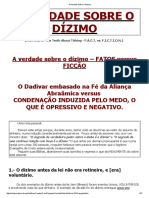 A Verdade Sobre o Dízimo.pdf