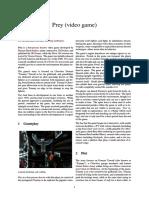 Prey (Video Game)