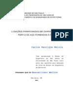 Carlos Henrique Maiola - Ligações Parafusadas Em Chapas Finas E Perfis De Aço Formados A Frio.pdf