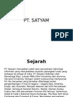 PT SATYAM