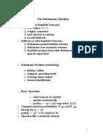 The Boltzmann Machine.doc