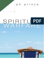 Guerra Espiritual, Joseph Prince
