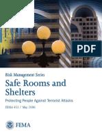 Safe Rooms