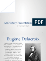 art history presentation