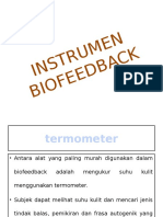 Pembentangan- Latihan Biofeedback