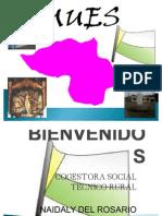 Informe Del Municipio Imues