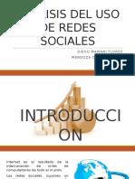 Analisis Del Uso de Redes Sociales