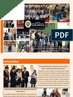 Boletín Daem Junio 2015