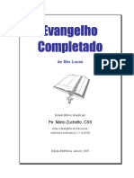 Pe. Mário Zuchetto - Evangelho Completado de São Lucas, Primeira Parte - Índice e Capítulos 1 a 4