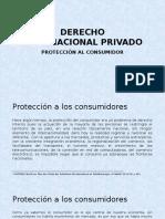 Exposicion Derecho Internacional Privado Proteccion al Consumidor