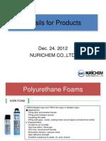 Catalogue Nurichem