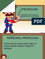 Pronouns 2