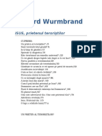 Richard Wurmbrand-Isus Prietenul Teroristilor 07