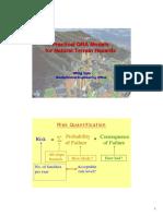 Practical QRA Models for Natural Terrain Hazards