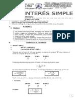 MOD N°11-SES N° 01 INTERÉS SIMPLE.doc