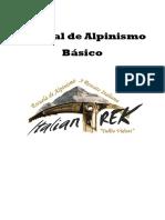 Apuntes Curso de Alpinismo Basico Italiantrek