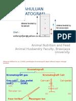 Gizi 2 Kromatografi