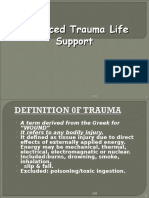 Advanced Trauma Life Support