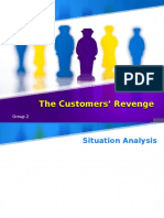 Customers Revenge