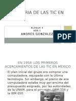 La Historia de Las Tic en México