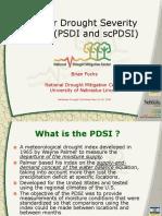 Brian Fuchs--PDSI and ScPDSI