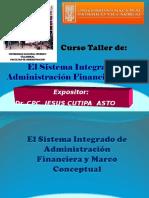 1 SIAF y Proceso Presupuestal (13 de Mayo)