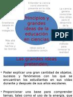 Principios y Grandes Ideas