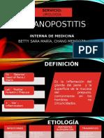BALANOPOSTITIS