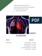 Trabajo Cardiopulmonar