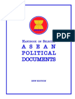 Handbook on Selected ASEAN Political Documents