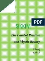 Sikkim Brochure