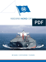 Reederei Nord - Brochure - Tanker Two Million Ways