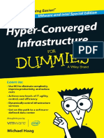 VSAN-0130 Hyperconverged Infrastructure for Dummies VMware and Intel Special Edition