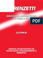 Manual Aquecedor