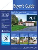 Coldwell Banker Olympia Real Estate Buyers Guide December 3rd 2016