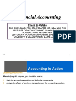 3. Accounting in Action (1)
