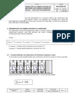 INFO-DSEE-021 - Determinação Número de Condutores No Sistema De