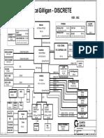 Dell Inspiron 1520 Quanta Fm5 Discrete Rx02 Schematics