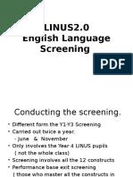 s8 screening