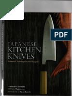 Japanese Kitchen Knives by Hiromitzu Nozaki