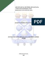 Hidelbrando José Farkat Diogenes - Ligações Por Aderência Aço-Concreto Aplicada Em Estruturas Mistas