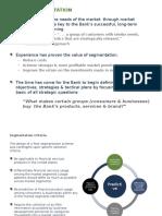 Market Segmentation Poster