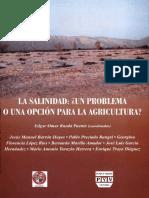 La salinidad ¿un problema o una opción para la agricultura