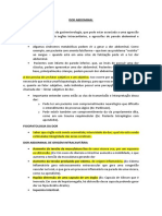 Semiologia - Dor Abdominal