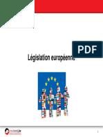 Europese Wetgeving Fr