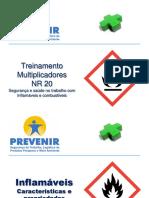 Apresentação - PREVENIR - Multiplicadores - NR20 v 01