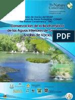 Conservacion de Aguas